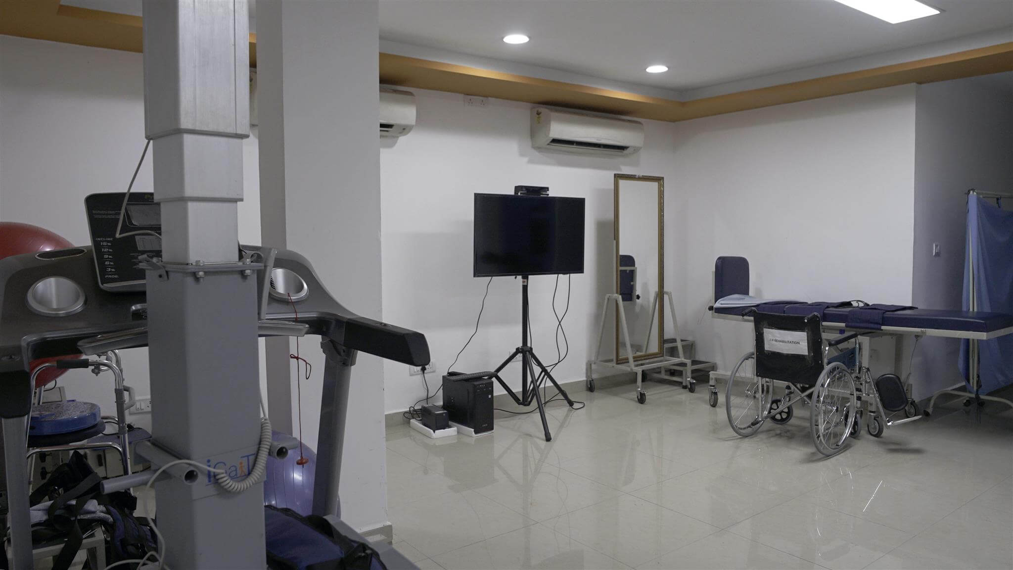 Physiotherapy Monitoring