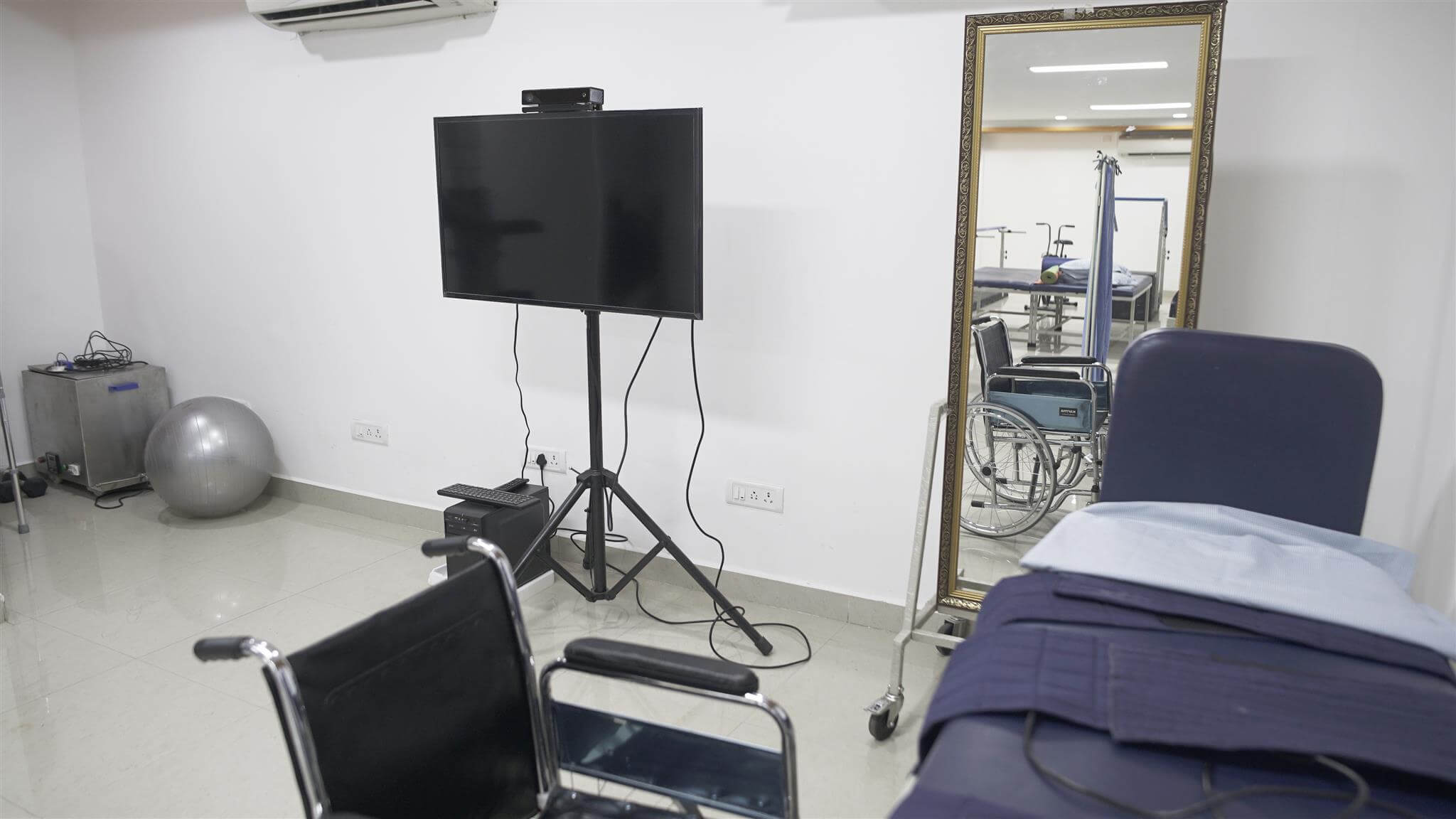 Physiotherapy Monitoring Session